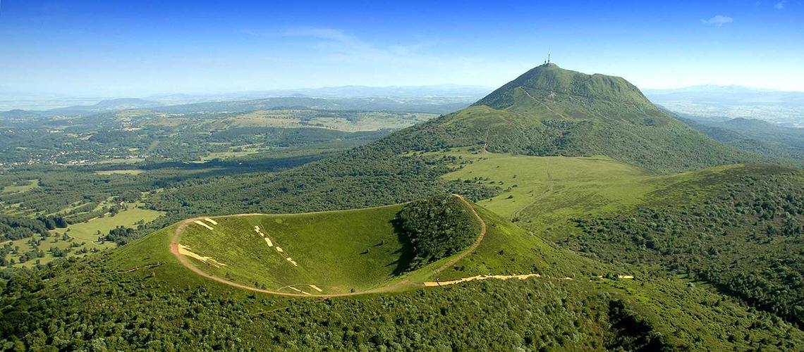 course des volcans